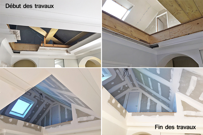 Adc am nagement de combles cr ation d 39 une mezzanine for Amenagement mezzanine
